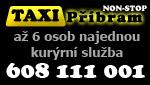 Taxi Příbram